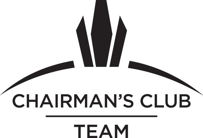 Chairman's Club Team